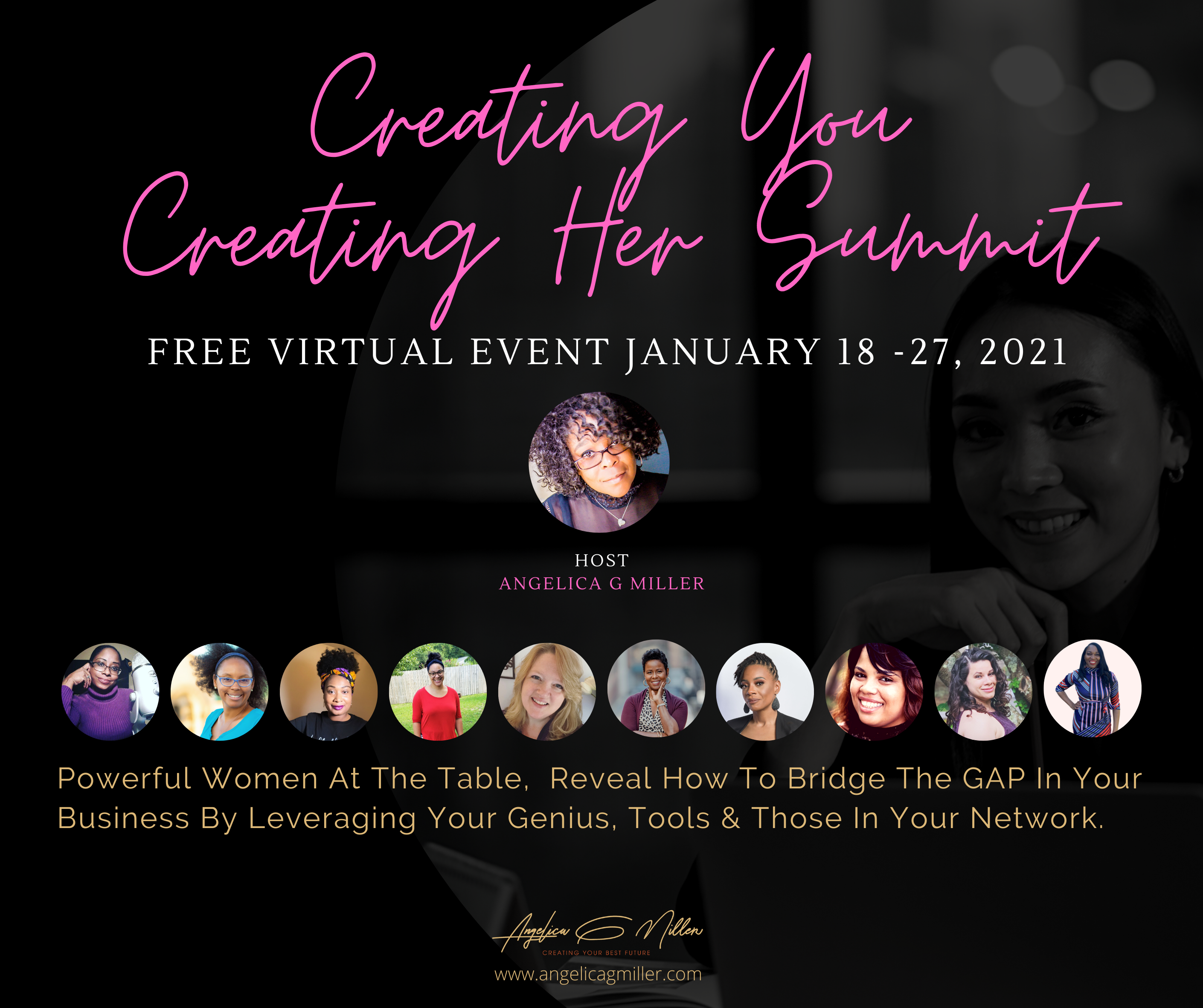 Creating You Creating Her Summit